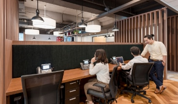 Coworking spaces in Bangkok