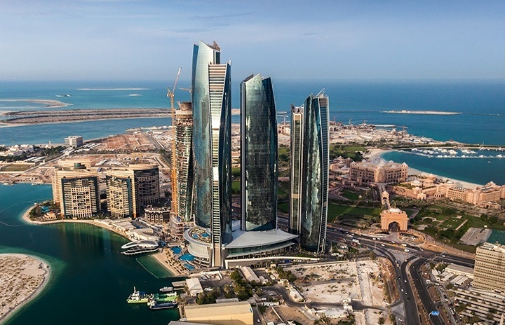 Etihad Towers Abu Dhabi Feature 1